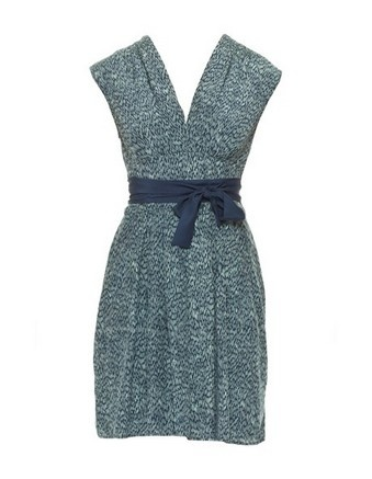 FLEUR WOOD 'Alone in the Forest' dress