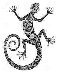 Afbeeldingsresultaat voor hagedis tattoo