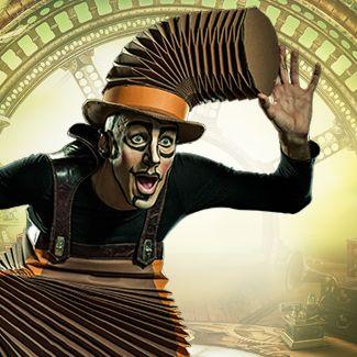 KURIOS – Cabinet of Curiosities from Cirque du Soleil #CirqueduSoleil