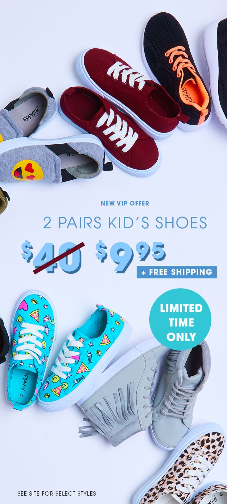 Shop the Best Fall Styles from head-to-toe at Fabkids.com!