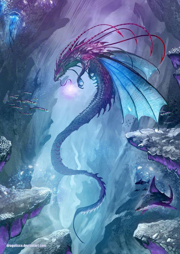 König der Unterwasserwelt von Dragolisco auf DeviantArt