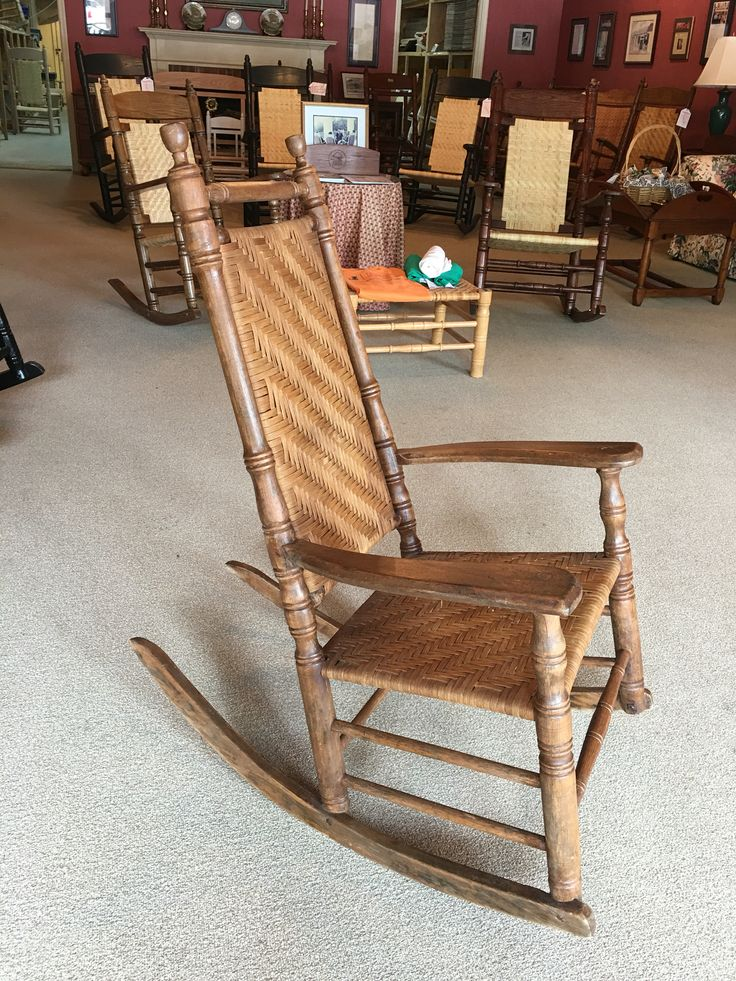 This Brumby Rocking Chair From  Is Still In Great Condition And Rocks With Great Comfort