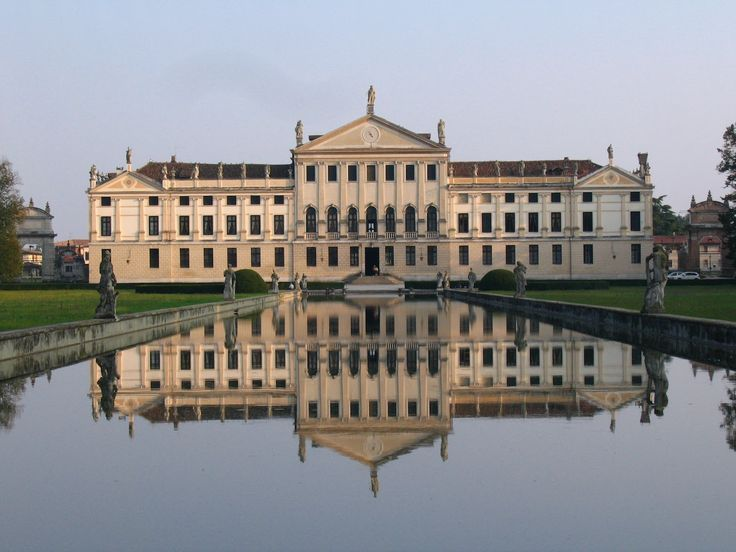 Villa Pisani, Stra, Italy - Built starting in 1721 by Alvise Pisani, later elected Doge of Venice.