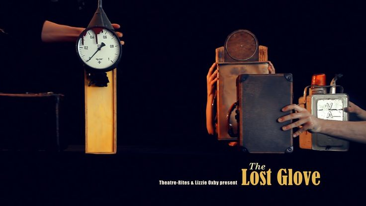 """The Lost Glove"" is a short film directed by British filmmaker Lizzie Oxby that stars the handwork of London's Theatre-Rites puppeteers and a lot of found objects, telling the story of a timid glov..."
