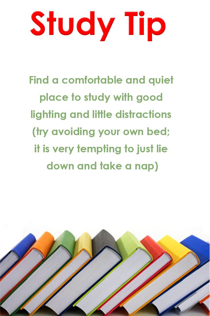 Study tip in english