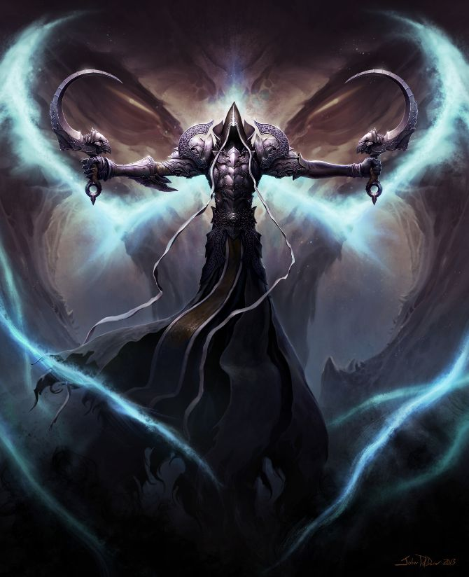 We've joined forces with #Blizzard to bring you a truly Legendary Diablo III: Reaper of Souls fan art contest!