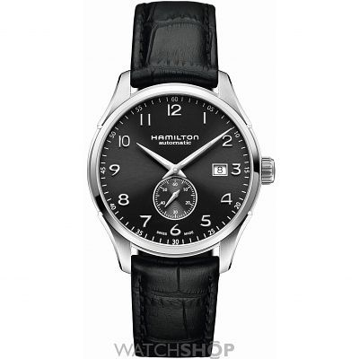 Mens Hamilton Jazzmaster Small Second Automatic Watch H42515735