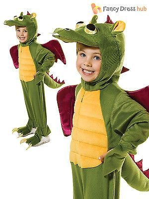 Boys green dragon fancy #dress #fairytale kids book week day #costume,  View more on the LINK: http://www.zeppy.io/product/gb/2/400863019113/