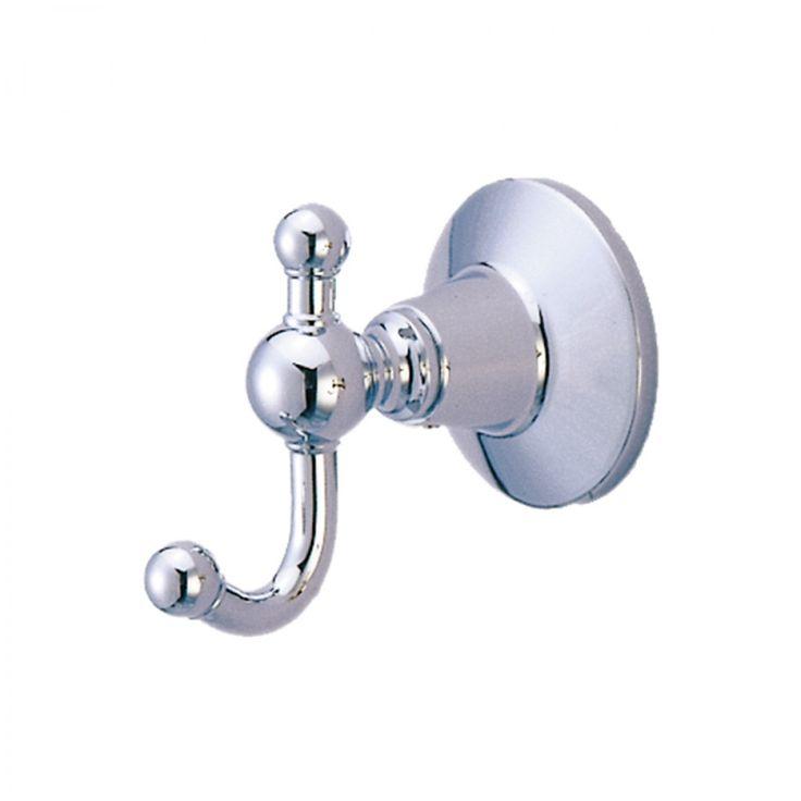 Oxford Robe Hook Chrome - Accessories - Bathroom
