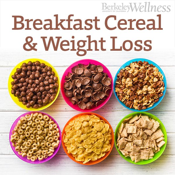 New Research Shows How That Morning Bowl Of #breakfast