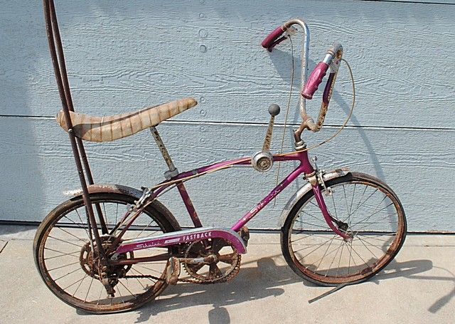 Tricycle Restoration Parts : Best images about bike restoration on pinterest