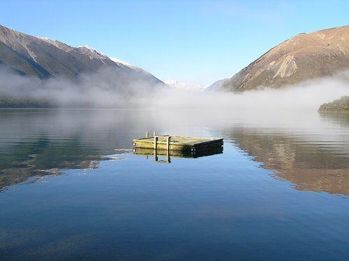 Lake Rotoiti NZ by Dave NZ