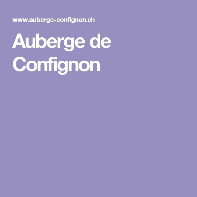 Auberge de Confignon