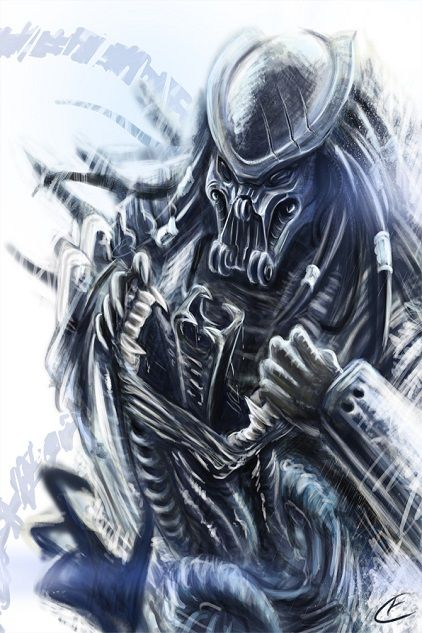 Alien vs. Predator.
