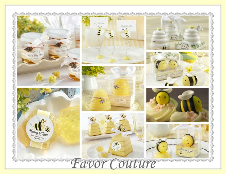 Baby Shower Ideas Bumble Bee Theme