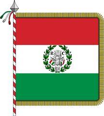 Napoléon Bonaparte diseñó la bandera que dio pie a la actual bandera italiana. Fue durante sus campañas en la península, creada para las unidades italianas como símil de la bandera francesa, pero reemplazando el azul por el verde.