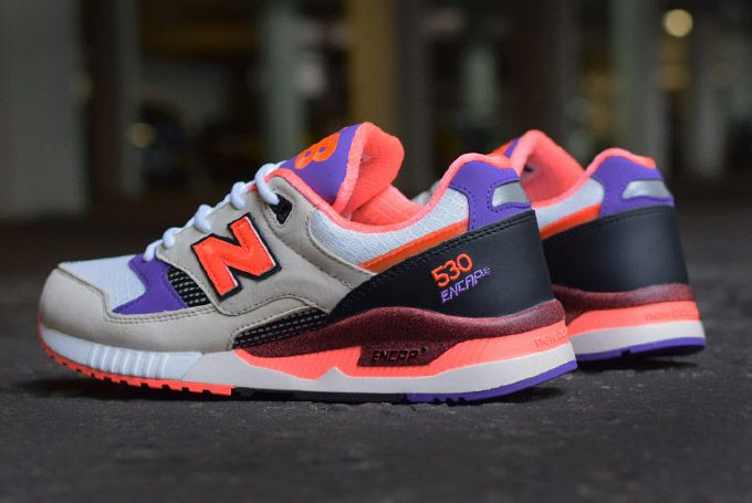 West NYC x New Balance M530: 1992, amplified | FREE Global Sneaker Shipping | CrookedTongues.com — Selling soles since 2000