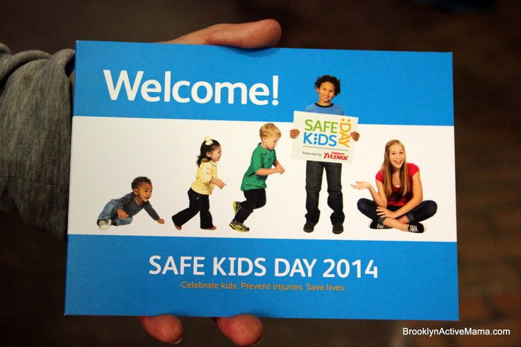 Safe Kids Day New York 2014 Presented By Children's Tylenol - Brooklyn Active Mama