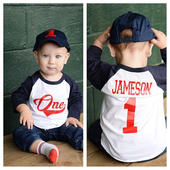 Baseball-Geburtstag-Shirt jungen Geburtstag t-Shirt Baseball