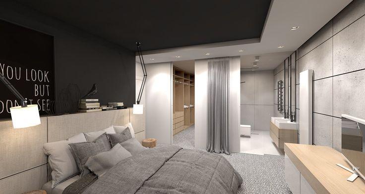 sypialnia minimalistyczna - Szukaj w Google
