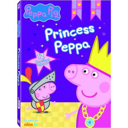 Peppa Pig: Princess Peppa (DVD)