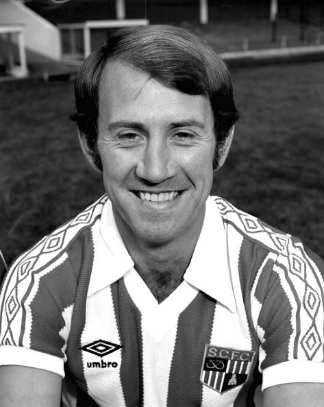 howard kendall | August 1978. Stoke City FC Photo-call. A portrait of Howard Kendall.
