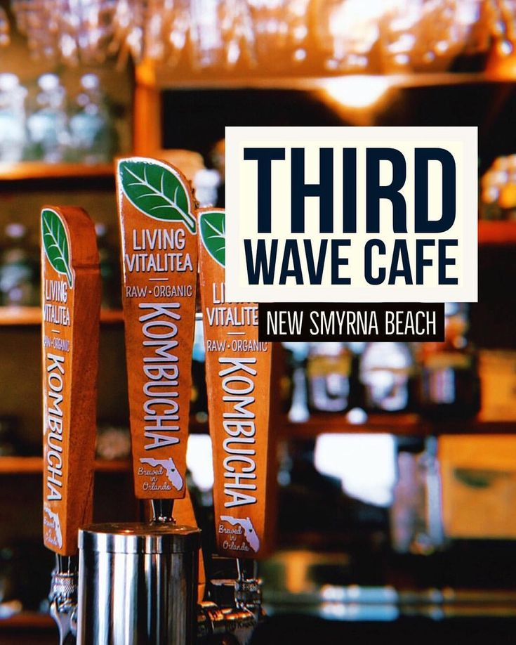 🌊 🌴 Did you know @thirdwavensb has @livingkombucha on tap? Get some! 🌺 204 Flagler Ave, NSB (minutes south of Daytona!) • • • • • #daytonaeats #forkyeah #volusia #volusiacounty #daytonafoodies #daytonafoodie #thirdwavecafe #kombucha #ontap #livingvitalitea #shoplocal #daytonabeach #visitdaytona #visitdaytonabeach #newsmyrnabeach #nsb #lovensb #explorensb #coffee #wine #bikeweek #rolex24 #daytona500 #country500 #daytonabikeweek #eeeeeats #biketoberfest #eat #food #disupdates