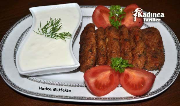 Patlıcan Köftesi Tarifi nasıl yapılır? Patlıcan Köftesi Tarifi'nin malzemeleri, resimli anlatımı ve yapılışı için tıklayın. Yazar: Hatice Mutfakta