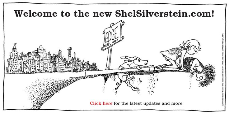 Shel Silverstein Wall Decal: 10 Best Shel Silverstein Images On Pinterest