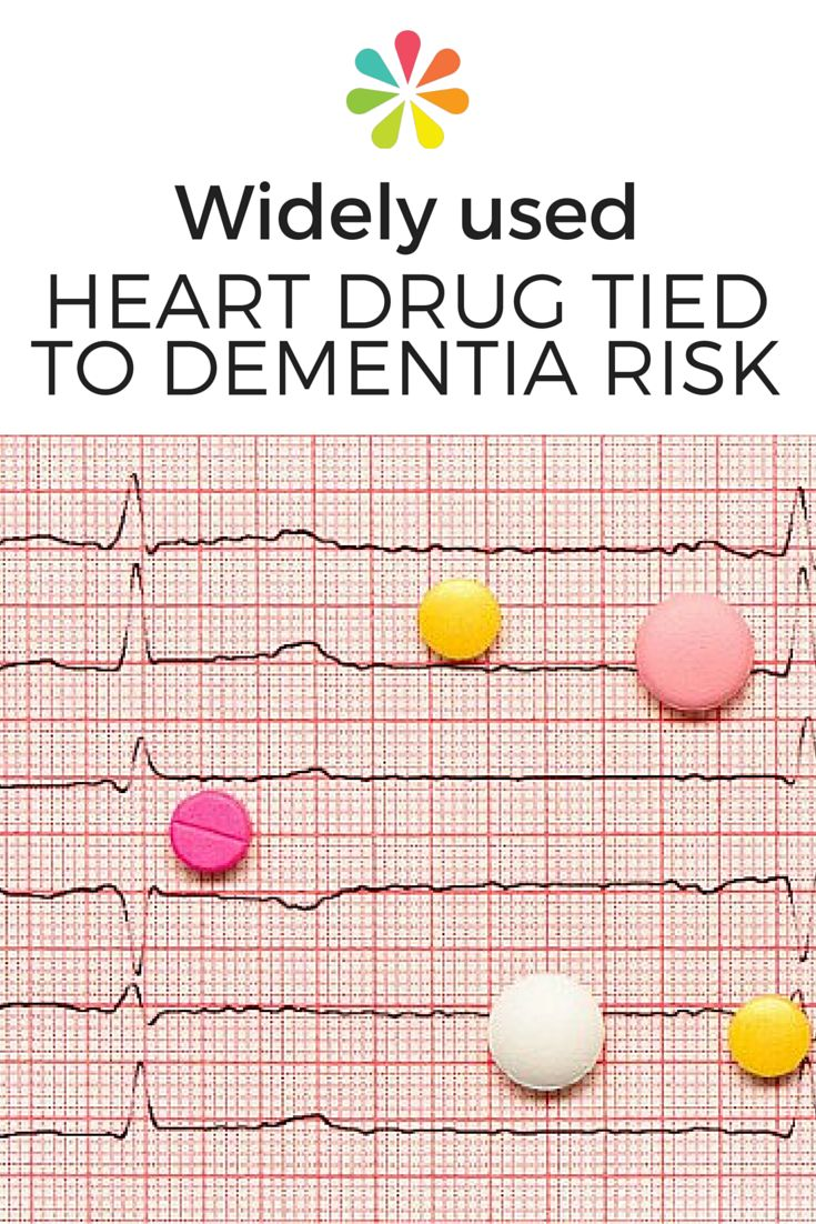 People with the heart rhythm disorder atrial fibrillation may have a heightened risk of developing dementia -- and the quality of their drug treatment may play a role, a new study hints. #dementia #hearthealth #everydayhealth | everydayhealth.com