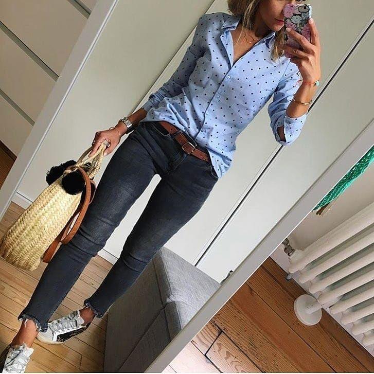 Love it 💙 Via @platinum__lifestyle_ @lesfutiles 💕 . . . #fashionista_east …