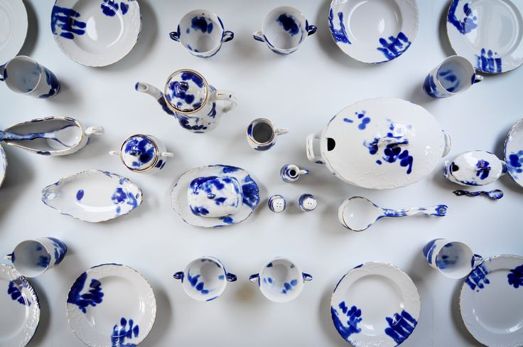 People from the porcelain factory // Human Trace  curated by Ewa Klekot and Arkadiusz Szwed