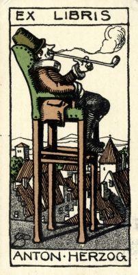 by Blümel, Otto (1881-1973) - Otto Blümel #Historia #Arte #Design @Qomomolo