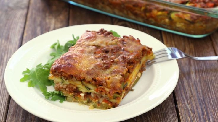 how to make meat lasagna