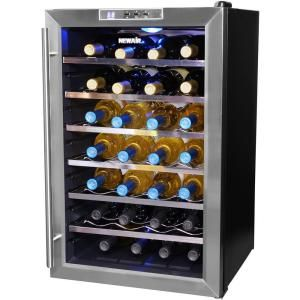 NewAir 28-Bottle Thermoelectric Wine Cooler AW-281E at The Home Depot - Mobile