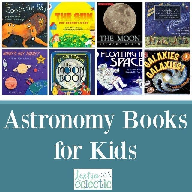 {Science Book List} Astronomy Books