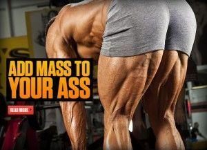 Glute workout for men - Glute exercises for men