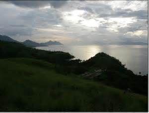 Desa Kolontobo Kecamatan Ile Ape di Kabupaten Lembata, Nusa Tenggara Timur