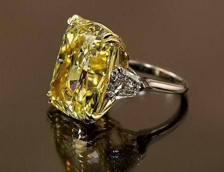 Our Yellow diamond range is truly world class - Not for the faint hearted