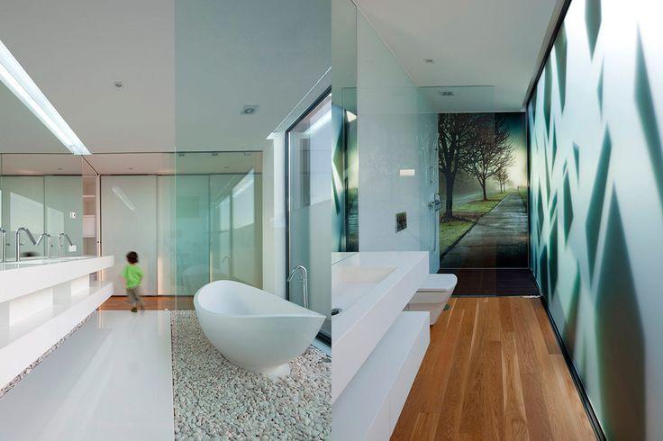 Современный частный дом Fabio Coentrao от студии Antonio Fernandez