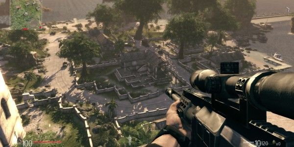 Based on the covert, shadowy world of the military sniper, Sniper: Ghost Warrior throws players into the chaos of a military coup, as they aid the rebels in restoring the rightful government to the embattled country of Isla Trueno. - http://gamingsnack.com/sniper-ghost-warrior-pc-3/ - free download