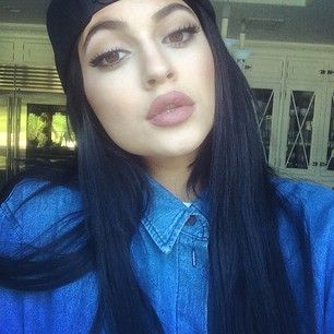 kylie...#STOPFUKNWITHYOURFACE...Already!