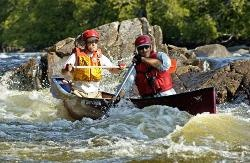 Whitewater canoe the Agawa River. 2015 Dates: May 29 - 31