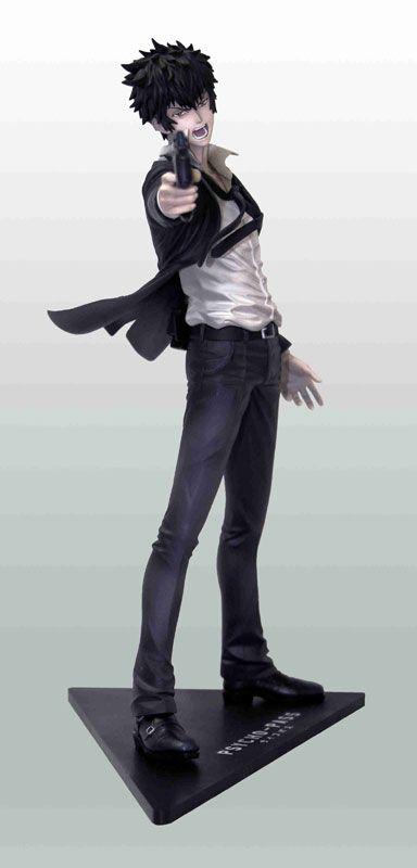 mensHdge technical statue No.1 PSYCHO-PASS サイコパス 狡噛慎也 完成品フィギュア(ポストカード 付)[ユニオンクリエイティブ]