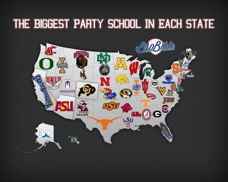 Best MIZZOURAH Images On Pinterest Missouri Tigers - Us map college logos