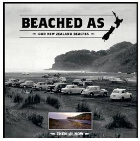 Book ~ Beached As - Then and Now - picture book by Craig Levers. PhotoCPL Media  SURF2SURF.com