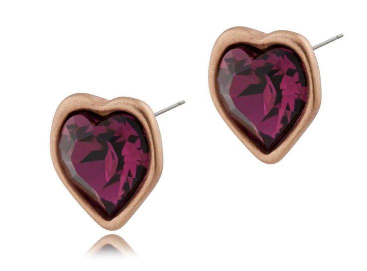 Kolczyki z kolekcji pleasure. #ByDziubeka #jewelry #bizuteria #gift #earrings