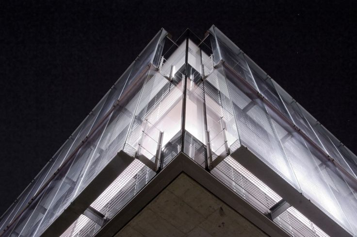 Biscaytik Project / G Arquitectos_corner detail