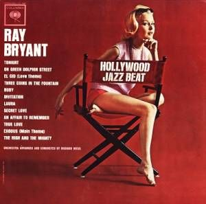 Ray Bryant – Hollywood Jazz Beat {LP} (1962)