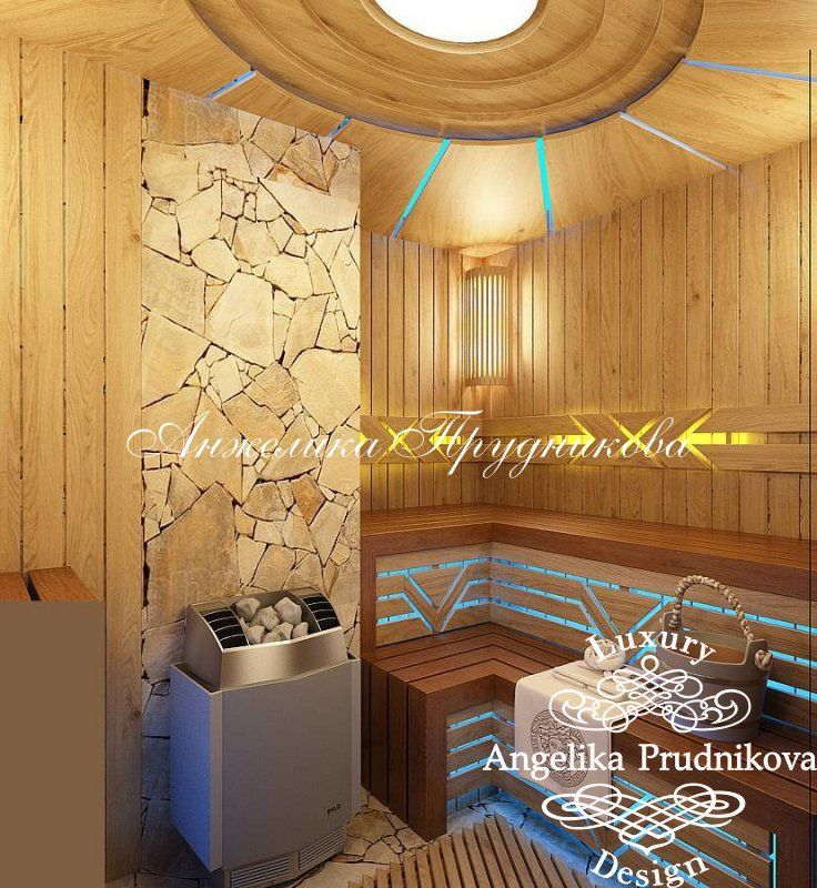 Дизайн-проект пентхауса в стиле ар деко в Москве - фото
